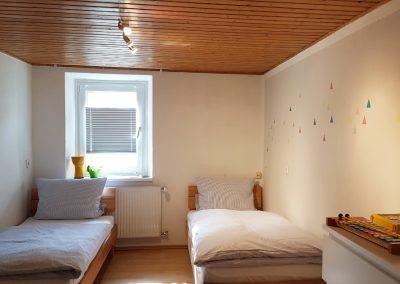 Kinderzimmer Ferienwohnung Fuchs