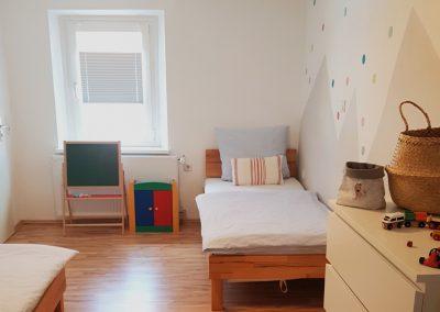 Kinderzimmer Ferienwohnung Hase